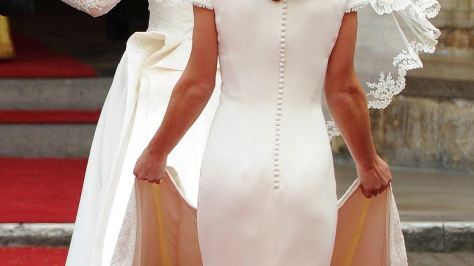 """Pippa Middleton : """"Cette robe m'allait un peu trop bien"""""""