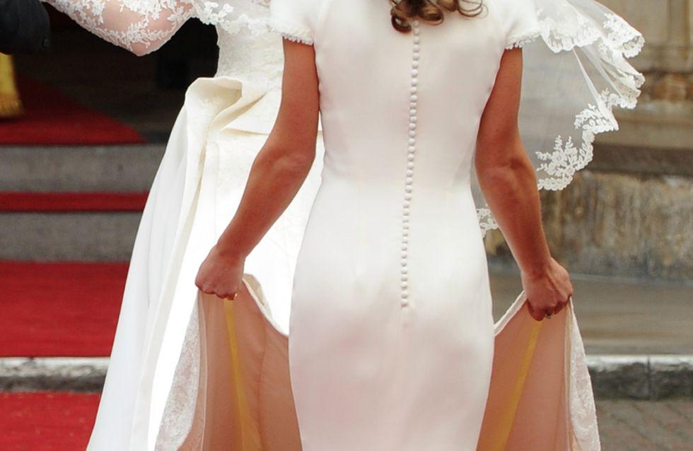 Pippa Middleton : Cette robe m'allait un peu trop bien