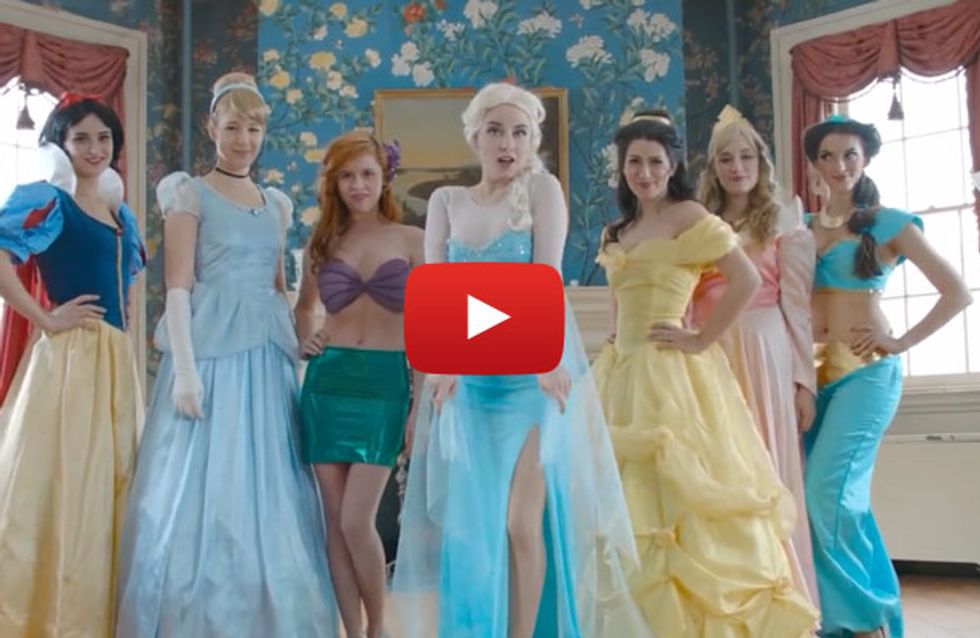Wir brauchen keinen Mann! Wenn Disney-Prinzessinnen erwachsen werden