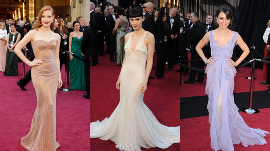 Red Carpet Winners From Audrey To J-Law! The Best Oscar Dresses Of All Time