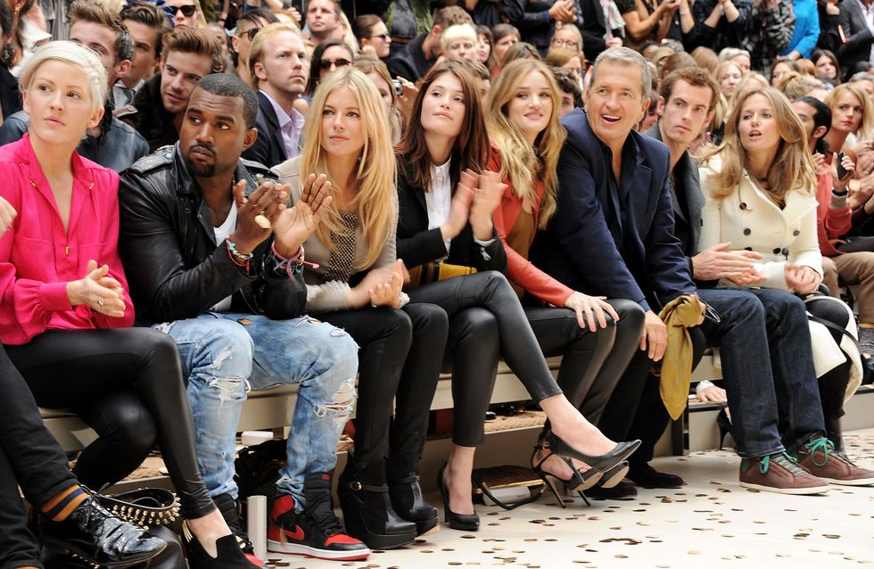 Fashion Week #WTF : Gestion (approximative) des seatings