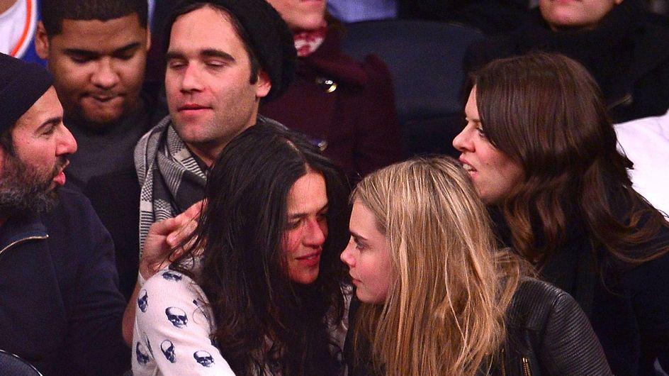 Cara Delevingne und Michelle Rodriguez im Liebesurlaub?