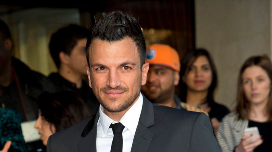 7 Things That Make Peter Andre Cry