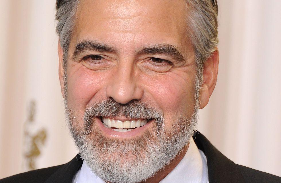 George Clooney : Recasé !