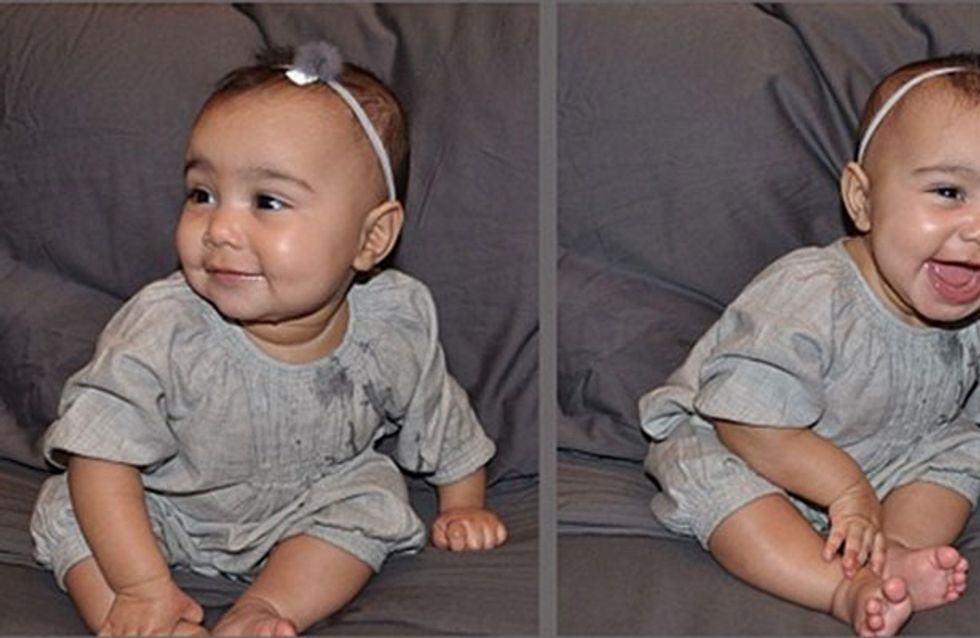 Kim Kardashian: My daughter is not spoiled at all
