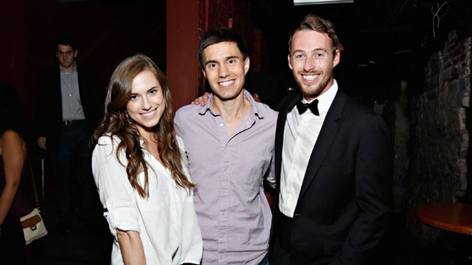 Girls star Allison Williams is engaged!