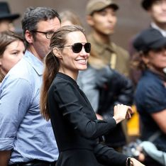 Angelina Jolie nimmt Koch-Unterricht
