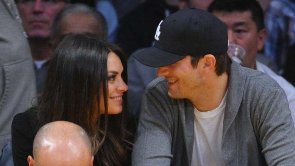 Mila Kunis and Ashton Kutcher are engaged!