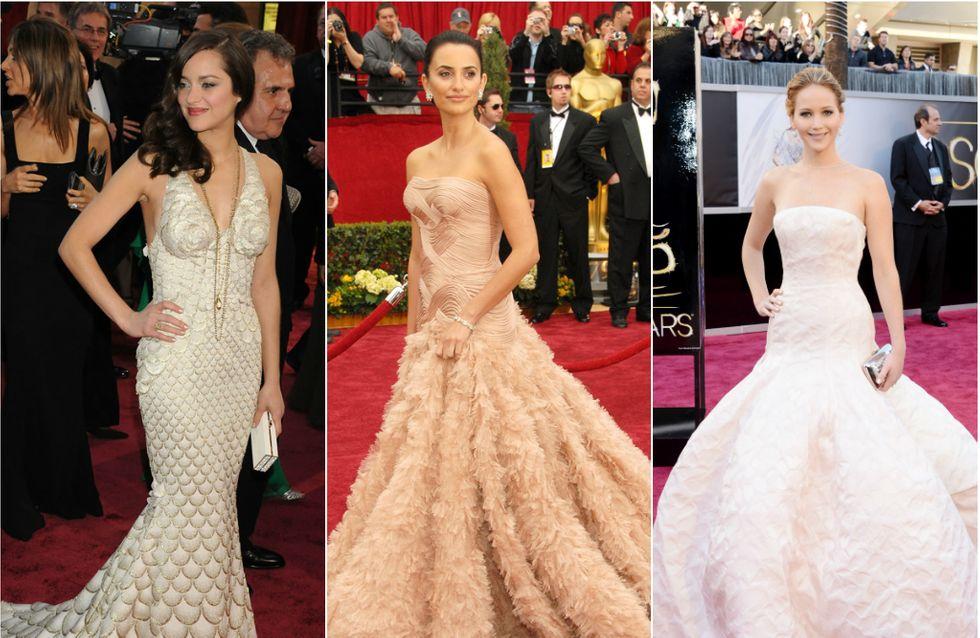 De Audrey à Jen Lawrence: os melhores vestidos do Oscar de todos os tempos