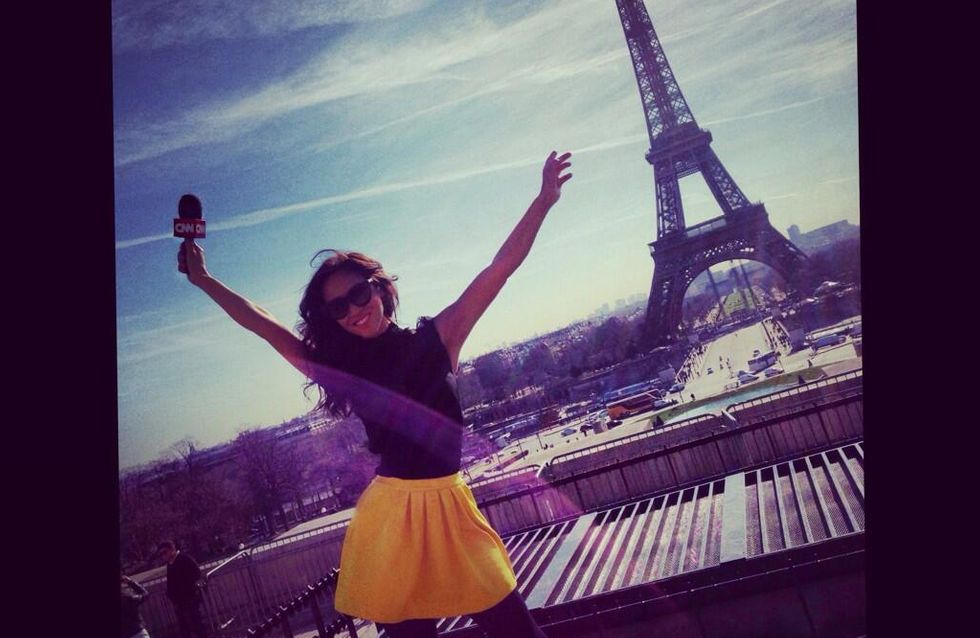 Fashion Season Paris - jour 4, A la rencontre de Charlotte Collard, sur CNN International