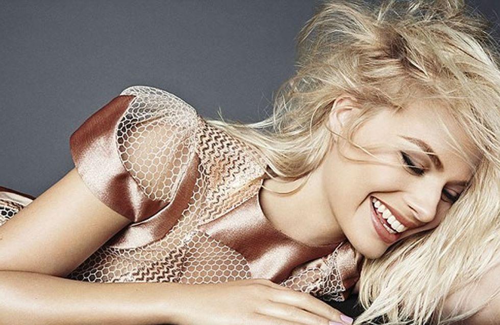 Margot Robbie : Romantique pour la couverture du Elle Australie