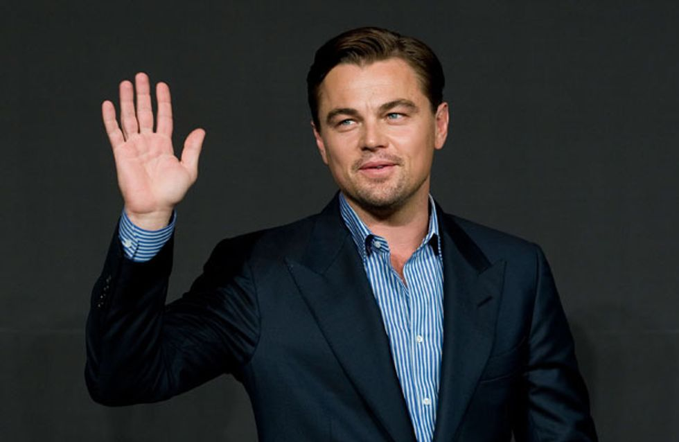 And the Oscar For Most Handsome Goes To...! Leo, Bradley, and more