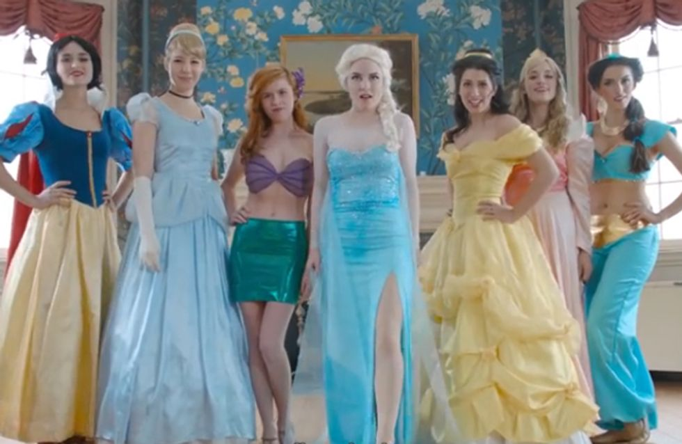 """I'm who I am; I don't need a man!"" Frozen's Queen Elsa redefines generations of Disney Princesses"