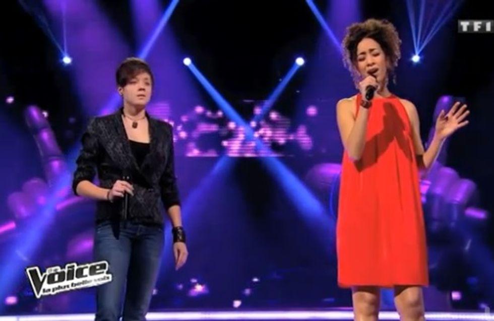 The Voice : Elodie vs Najwa, qui remportera la Battle ? (vidéo)