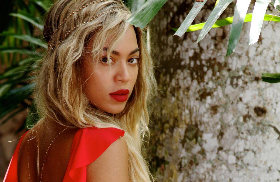 Beyoncé et Blue Ivy : Une couleur, deux styles (photos)