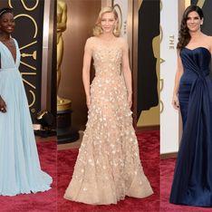 Oscars 2014 : Les meilleurs looks du tapis rouge (photos)