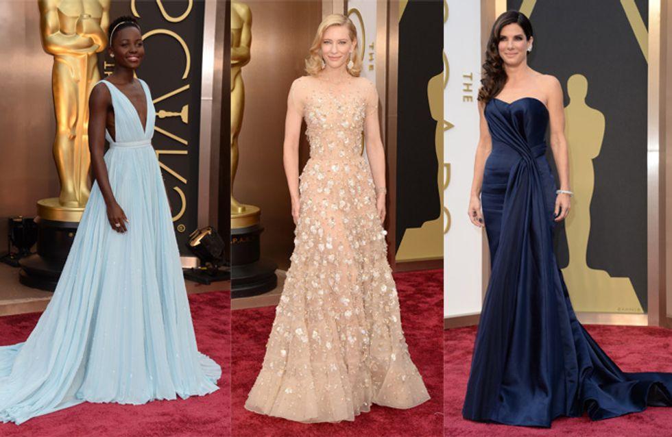 Oscars 2014 : De beste looks van de rode loper (foto's)