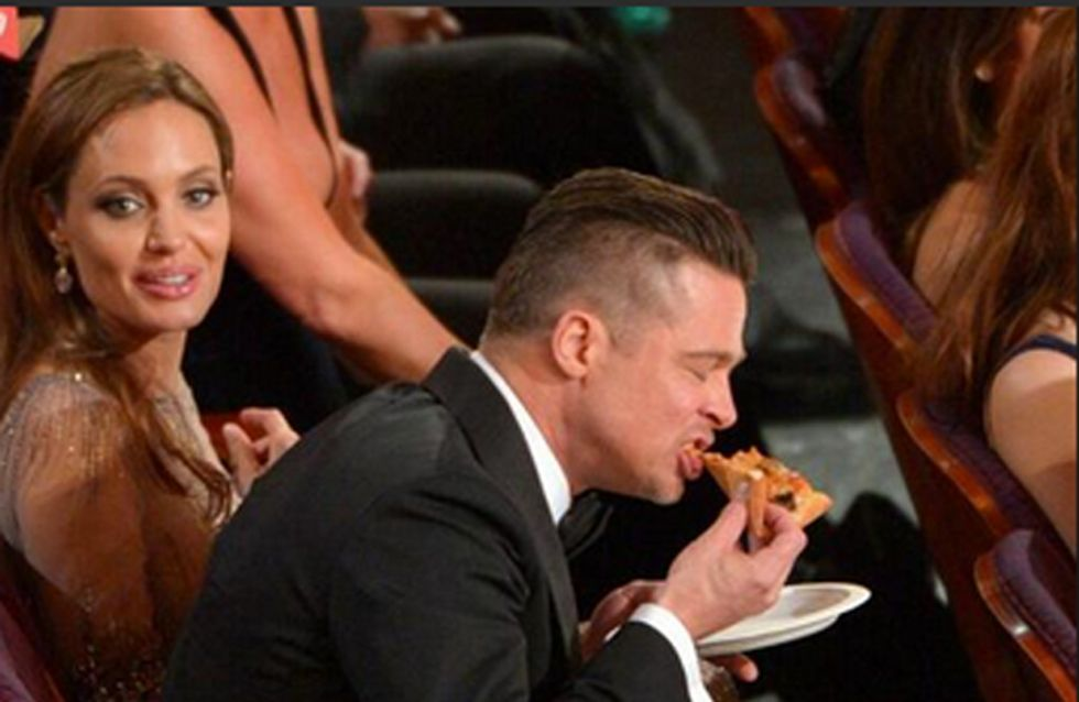 Ellen DeGeneres Orders Hollywood Stars Pizza, And It Is Amazing