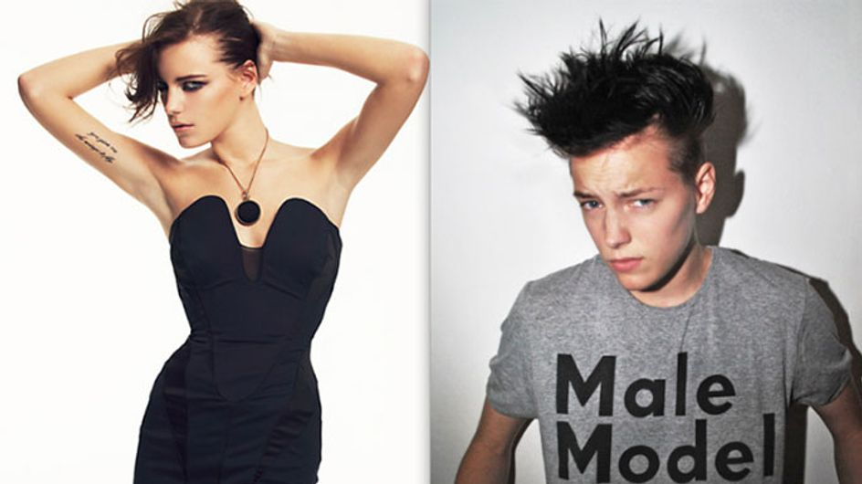 Boy Or Girl? The Gender Bending Fashion Model That Can't Decide