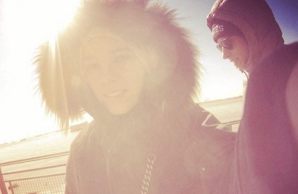 Alizée : Ses vacances à New York avec Grégoire (photos)
