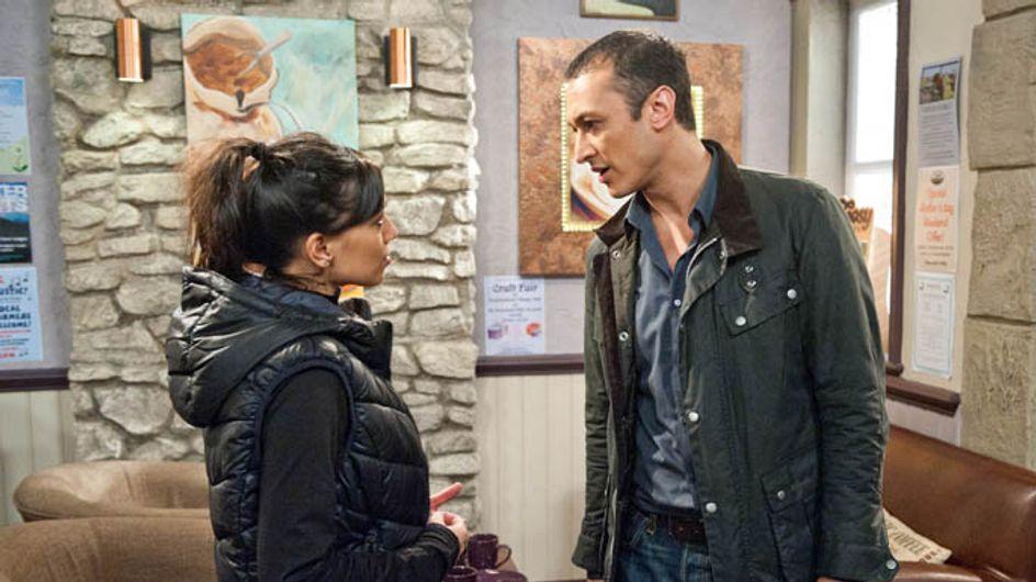 Emmerdale 14/03 – Jai is worried about Priya