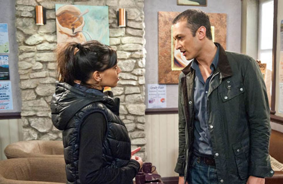 Emmerdale 14/03 – Jai is worried about Priya