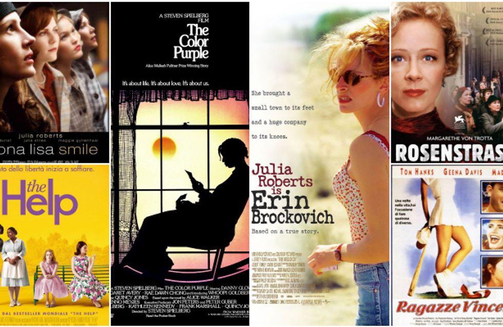 10 film che raccontano il coraggio delle donne