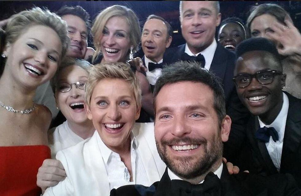 Oscars 2014 : Tout ce qu'il s'est passé en backstage...