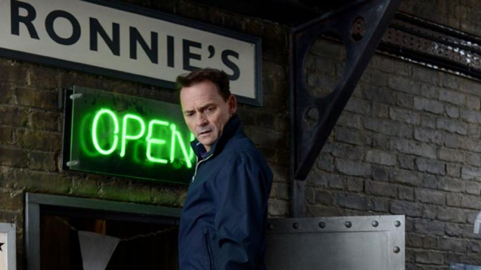 Eastenders 10/03 – Dot is upset when she hears Ronnie has bought the gym