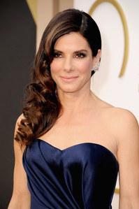 Sandra Bullock aux Oscars 2014