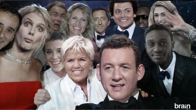 "Le selfie ""made in France"""