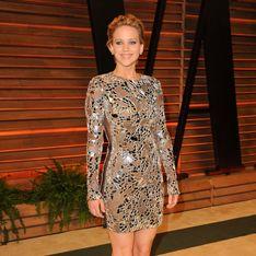 Jennifer Lawrence : Renversante pour l'after party Vanity Fair des Oscars (Photo)