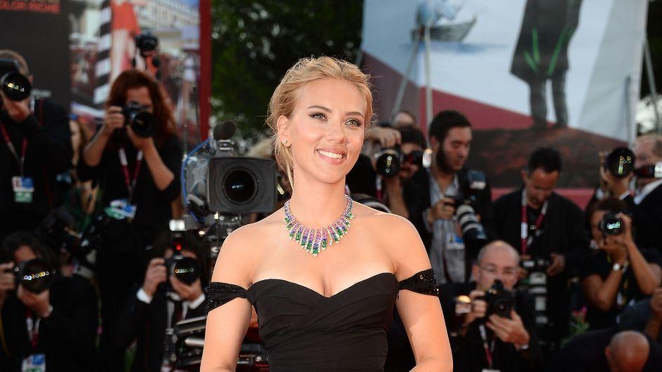 Scarlett Johansson enceinte ?
