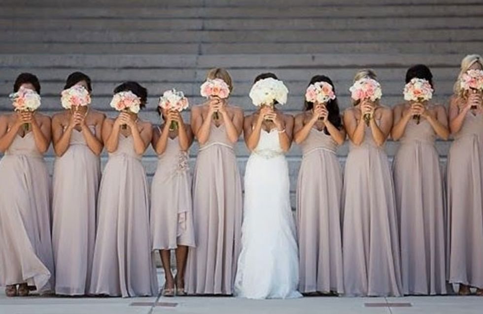 How To Be A Bridesmaid On A Budget