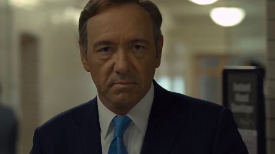 Kevin Spacey Left Baffled When Asked Questions That Women Are Typically Asked On The Red Carpet