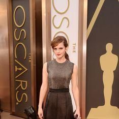 Oscars 2014 : Comment réaliser la queue de cheval rock d' Emma Watson ? (Tuto)