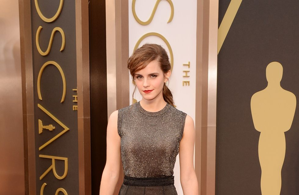 Oscars 2014 : Comment réaliser la queue de cheval rock d' Emma Watson ? (Tuto)