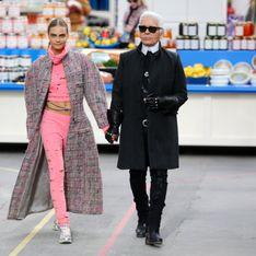Chanel en el supermercado