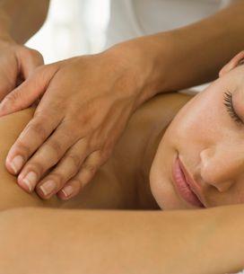 Je m'offre un massage... chez moi !