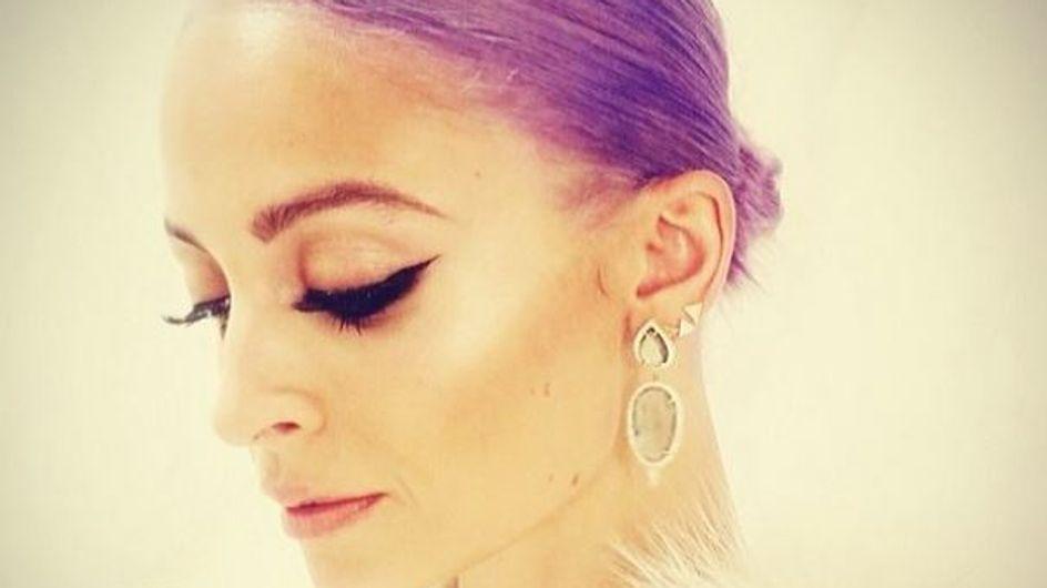 Nicole Richie : Elles passent toutes au lilas ! (photos)