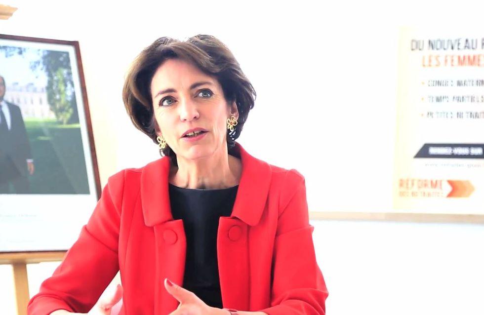 Marisol Touraine : Jamais il n'y a eu une telle avancée pour les sages-femmes