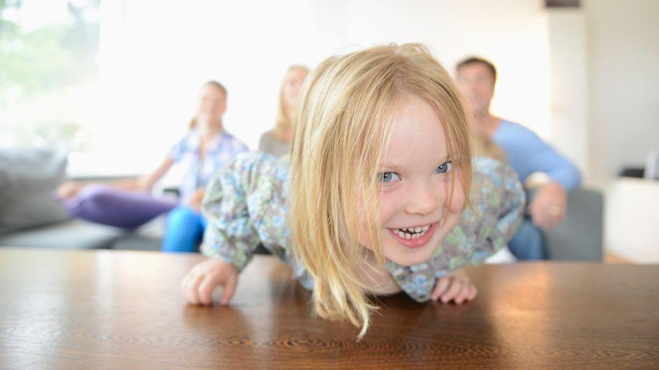 15 kindergewoontes die je knettergek kunnen maken!