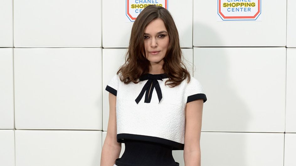 Keira Knightley And Rihanna Waisting Away In Extreme Corsets From Chanel Couture: See Shock Pics Here