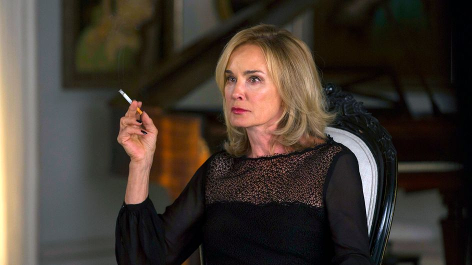 Jessica Lange es el nuevo rostro de Marc Jacobs Beauty