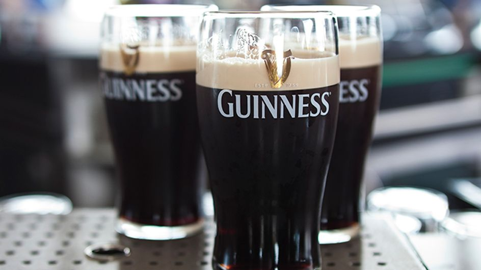 10 Reasons To Drink Guinness This St Patrick's Day