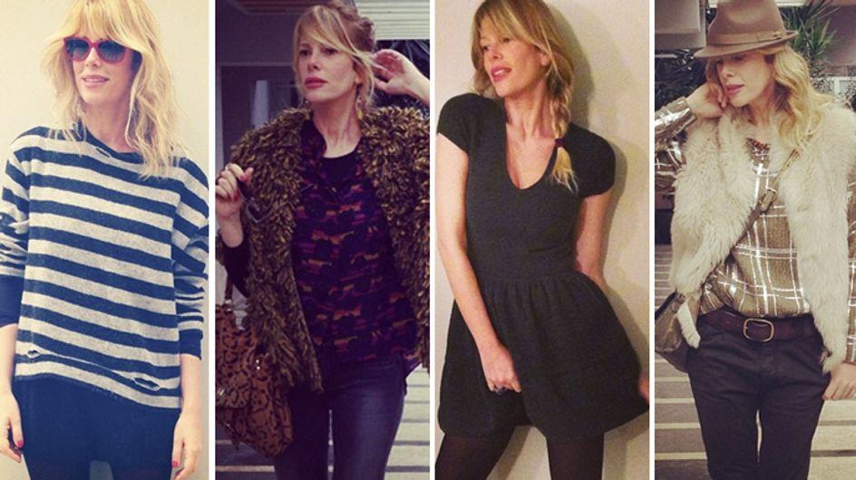 Alessia Marcuzzi detta moda su Instagram: ecco gli outfit più fashion