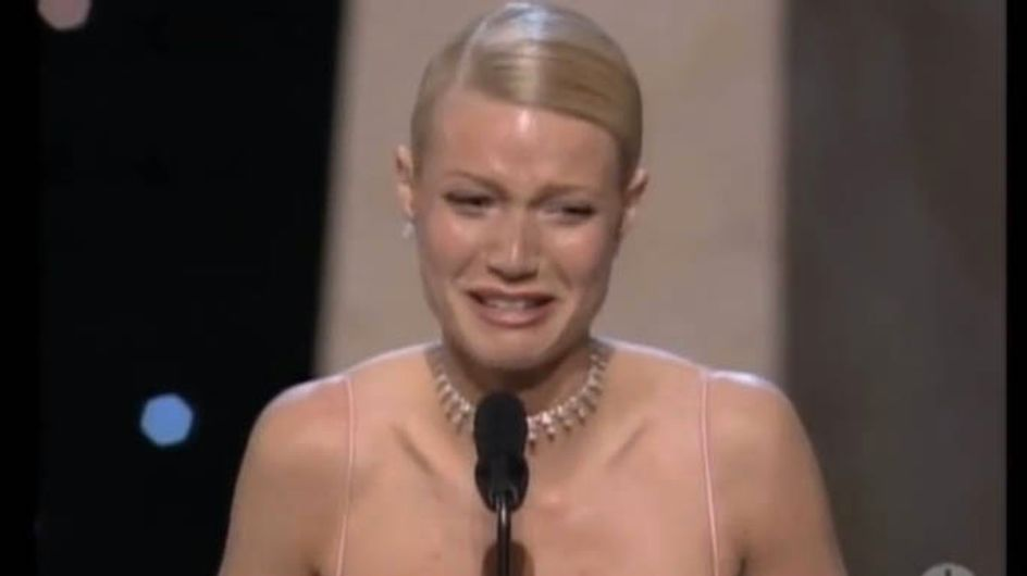 What NOT To Do During An Oscars Acceptance Speech