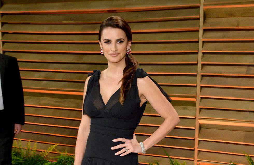 Penélope Cruz : Une robe H&M sur le tapis rouge des Oscars (Photo)