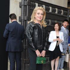 Catherine Deneuve : Plus sexy que jamais pour le New York Magazine