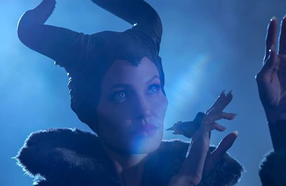 """Angelina Jolie to play """"Maleficent"""": 7 ways she isn't actually evil"""